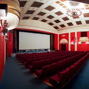Кинотеатры Дубенского