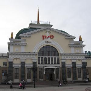 Железнодорожные вокзалы Дубенского